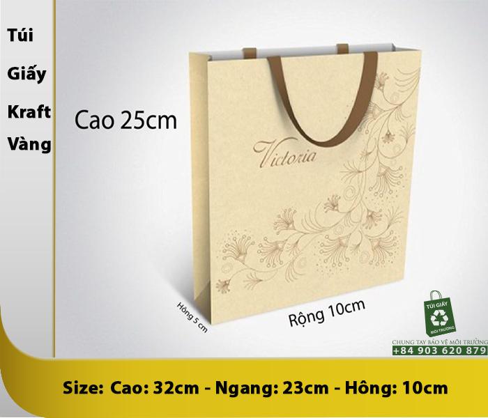 Kraft paper bag 251005