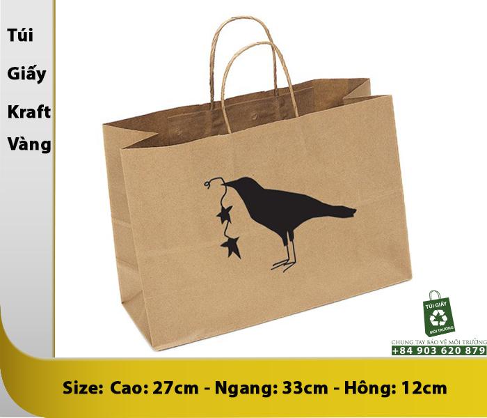 Kraft paper bag 273312