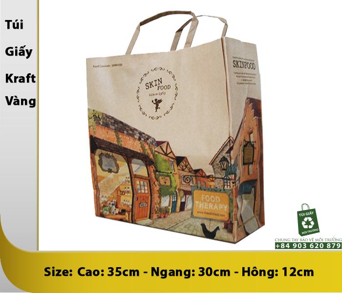 Kraft paper bag 353012
