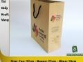 Kraft paper bag 322310