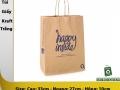 Kraft paper bag 332710