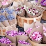 Giấy kraft gói hoa