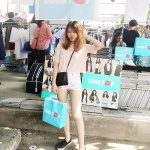 Sản phẩm túi giấy tham gia hội chợ siêu cool của Sài Gòn