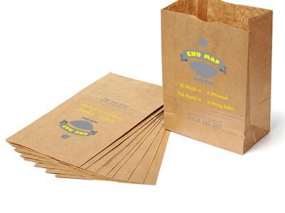 Túi giấy tái chế bảo vệ môi trường - hãy sử dụng để bảo vệ chính chúng ta
