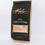 In túi cà phê giấy kraft nâu/ trắng – Thiết kế – Sản xuất khép kín tại Túi Giấy Môi Trường